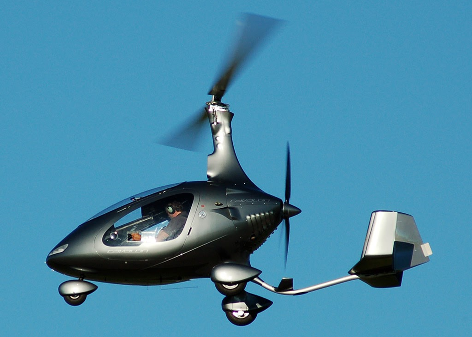 Gyrocopter: A Hobby of a Lifetime Transformed